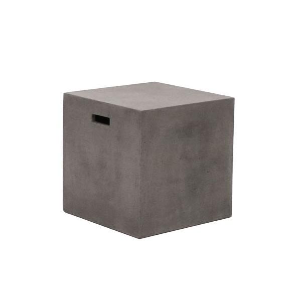 Concrete Cube Side Table / Stool - 45cm
