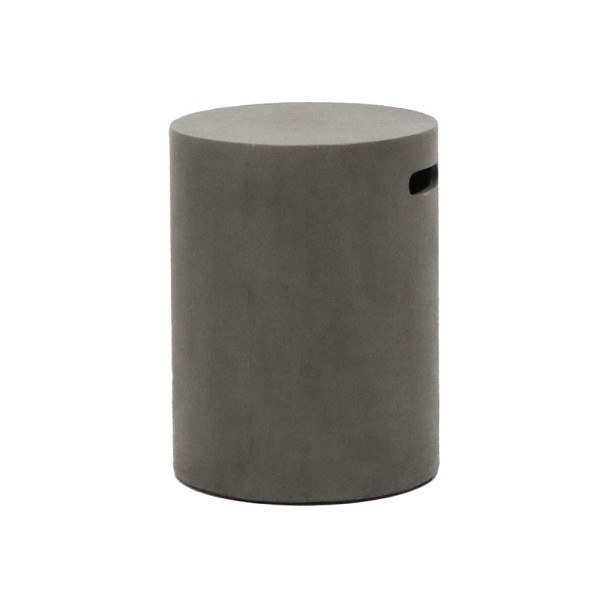 Concrete Pipe Side Table / Stool - 46cm