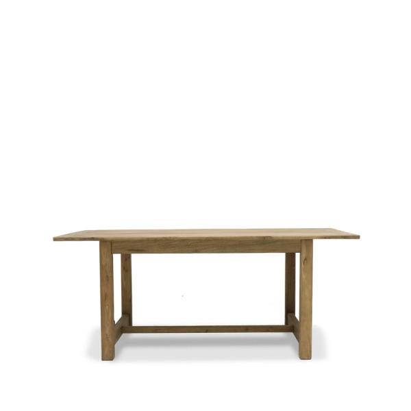 Farmhouse Elm Dining Table - 184cm