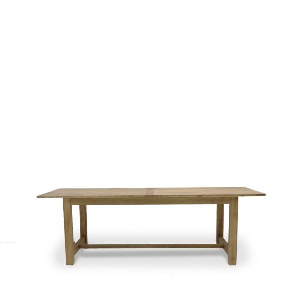 Farmhouse Elm Dining Table - 240cm