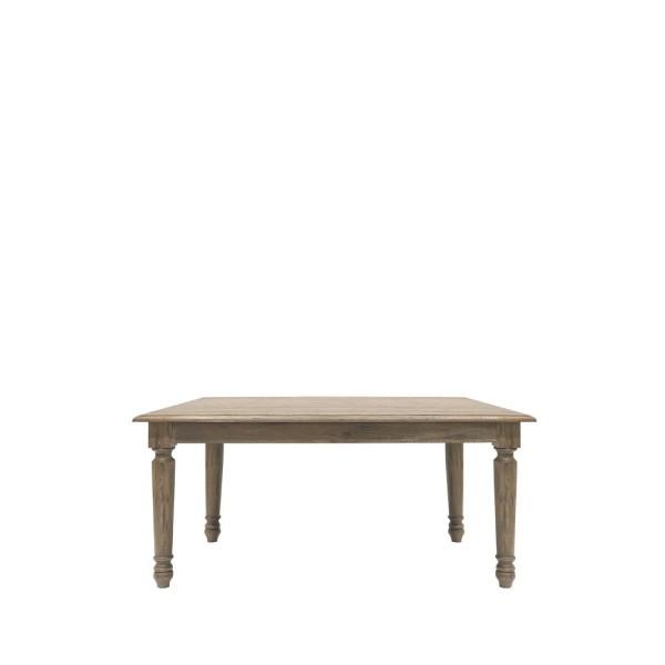 Cambridge Oak Dining Table - 160cm