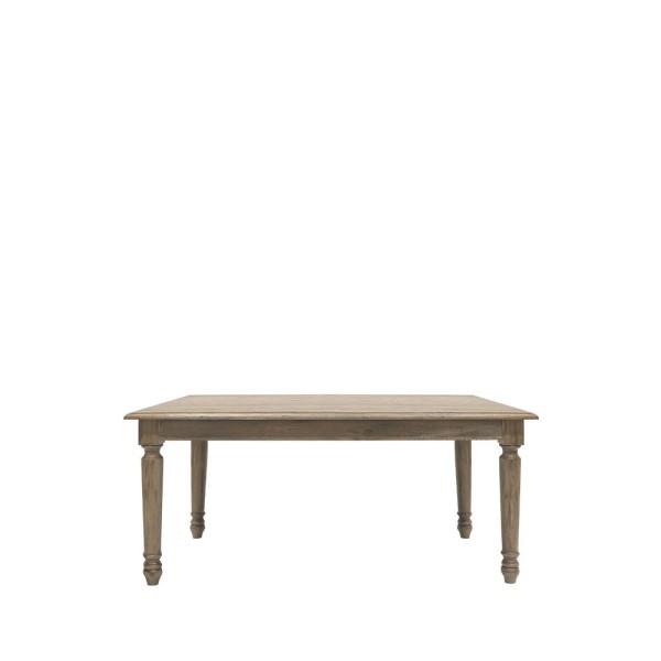 Cambridge Oak Dining Table - 180cm