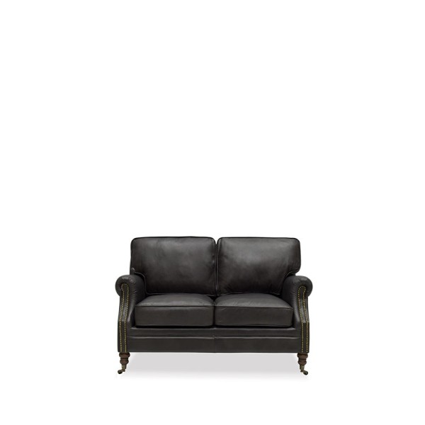 Brunswick 2 Seater Sofa - Onyx
