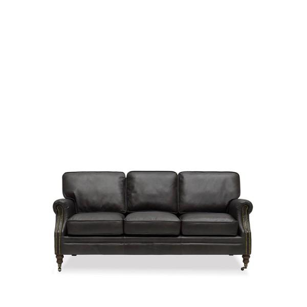 Brunswick 3 Seater Sofa - Onyx