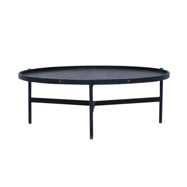 Haywood Short Coffee Table - Black