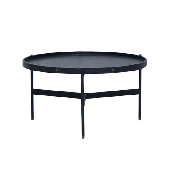 Haywood Tall Coffee Table  - Black
