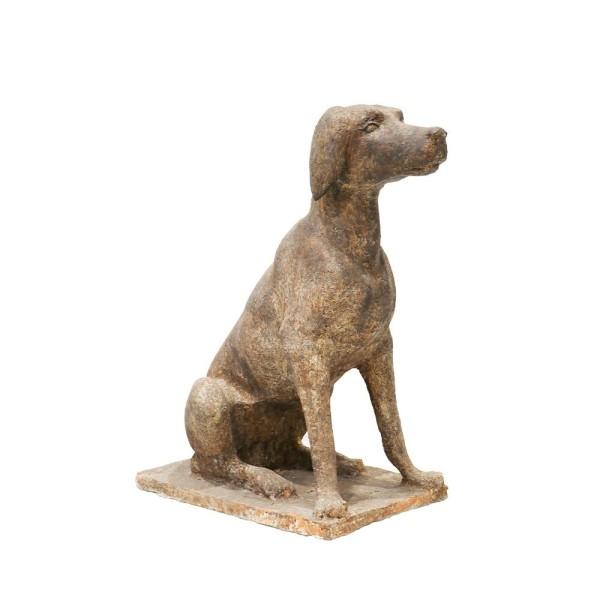 Dog Statue - Small