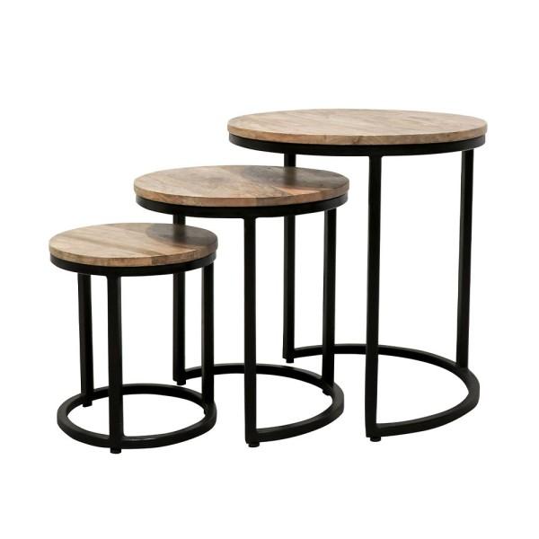 Chandri Nesting Side Tables - Set