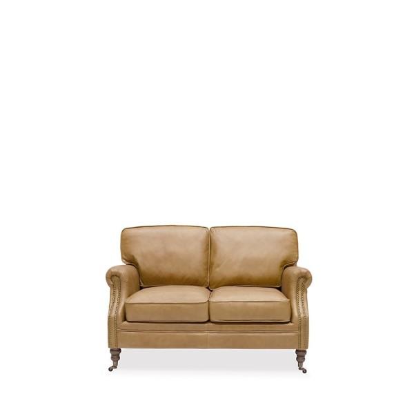 Brunswick 2 Seater Sofa - Camel