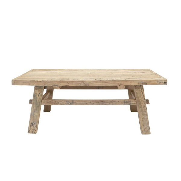Parq Rectangle Coffee Table - Natural