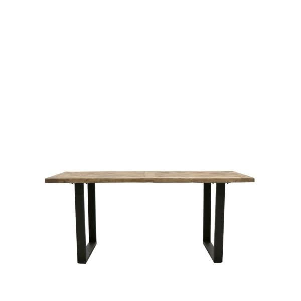Cumbria Elm Dining Table - 180cm