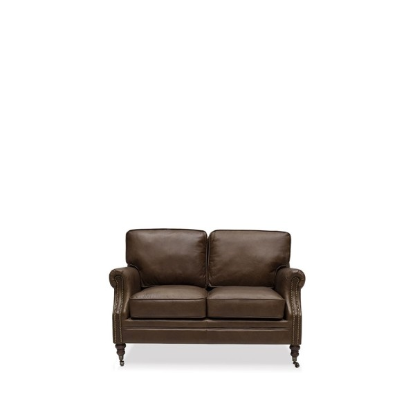 Brunswick 2 Seater Sofa - Nutmeg