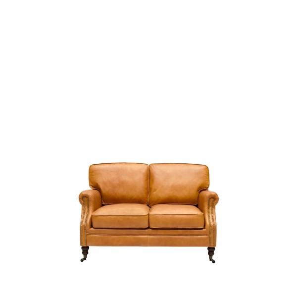 Brunswick 2 Seater Sofa - Chestnut
