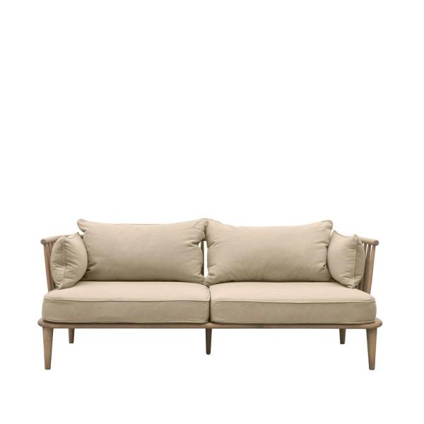 Ankara 2 Seater Sofa - Desert