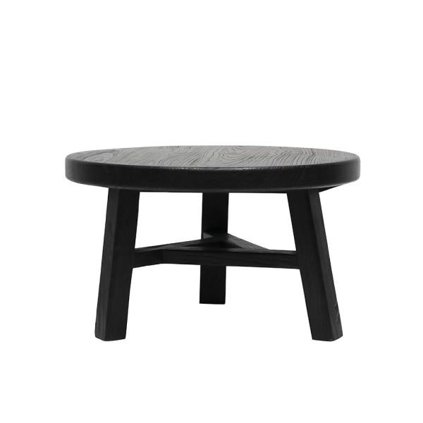 Parq Low Nesting Coffee Table - Black
