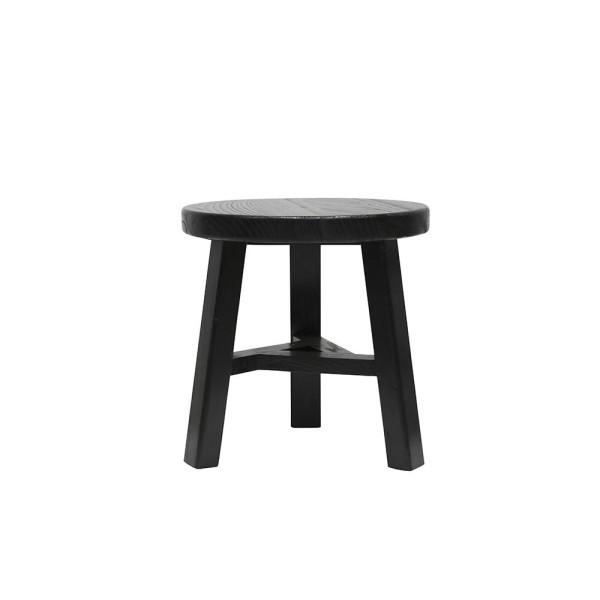 Parq Tall Nesting Coffee Table - Black