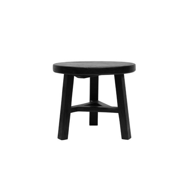 Parq Medium Nesting Coffee Table Shorter - Black