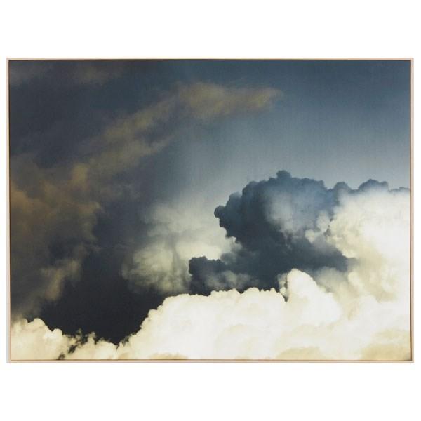 Photographic Autumn Storm Canvas
