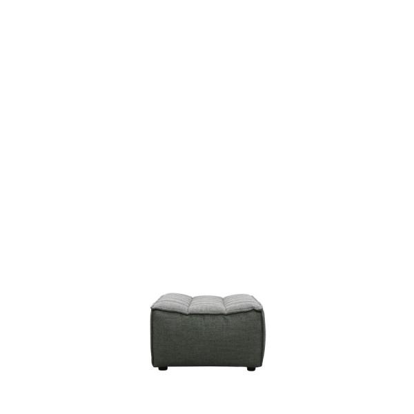 Soho Modular Ottoman - Dark Grey