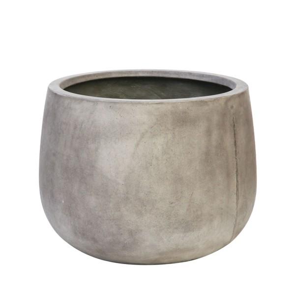 Ahuriri Weathered Cement Planter - Large