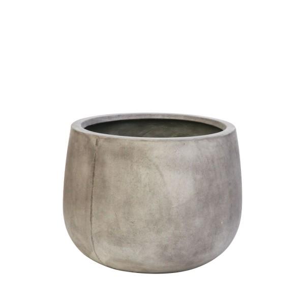 Ahuriri Weathered Cement Planter - Medium