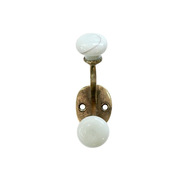 Bronze Double Hook - Small
